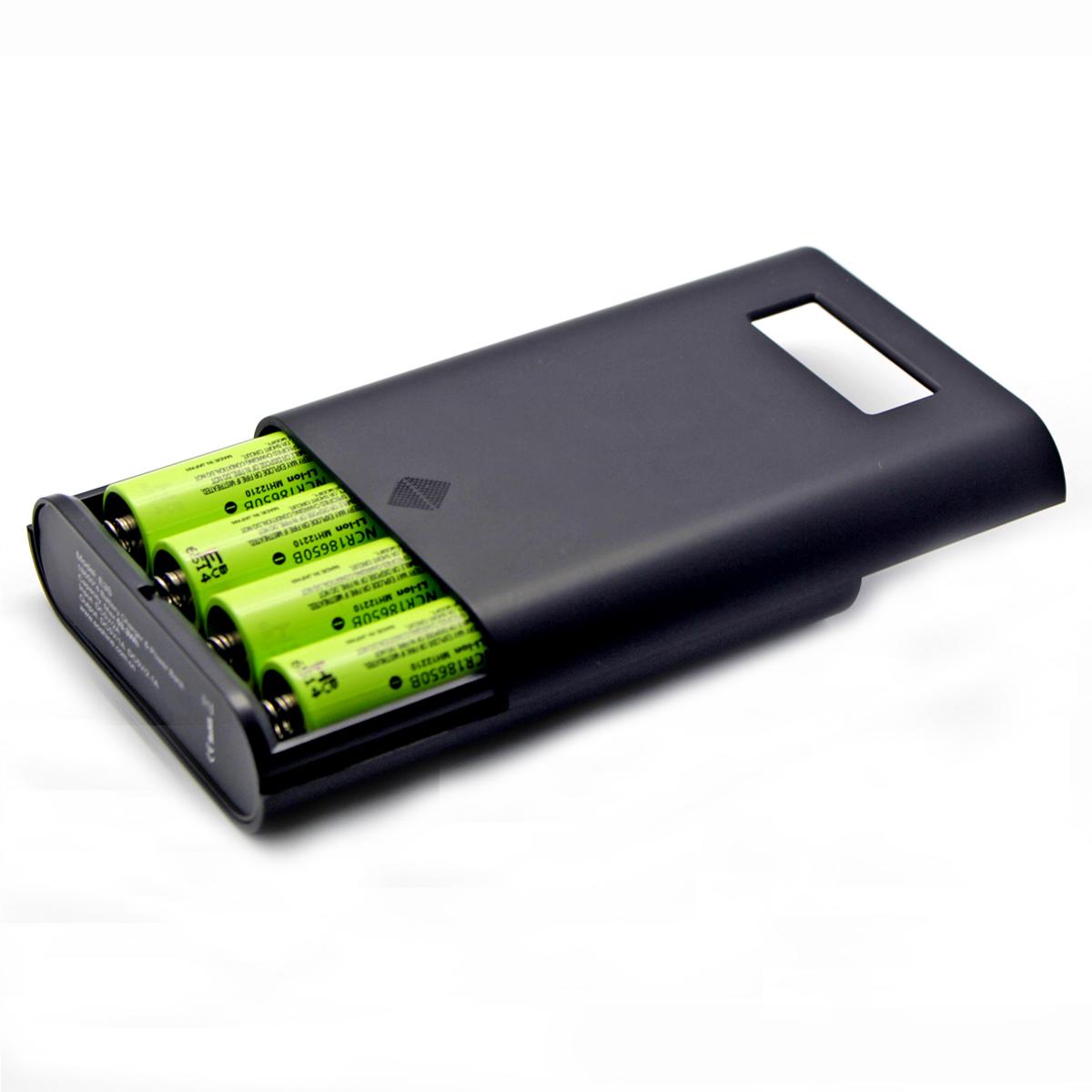 Soshine High Quality E3S 18650 Portable Best Power Bank+